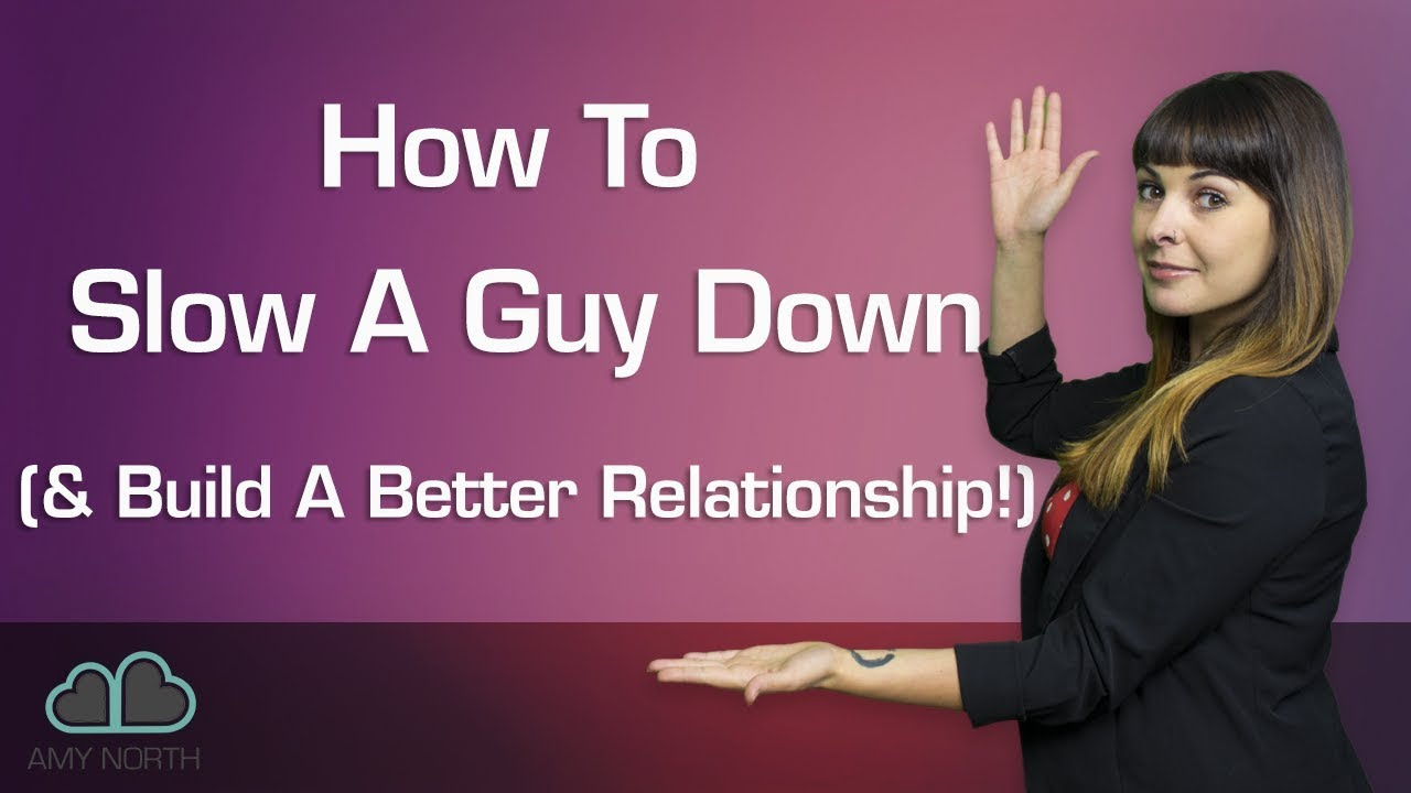 How to take things slow in a relationship