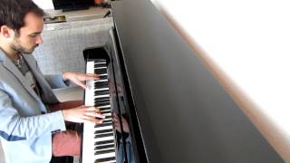 Sun Goes Down - Robin Schulz feat. Jasmine Thompson Piano Cover Pian0FreakK