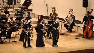 JMSDF 横須賀音楽隊 クリスマスコンサート 森の音楽隊