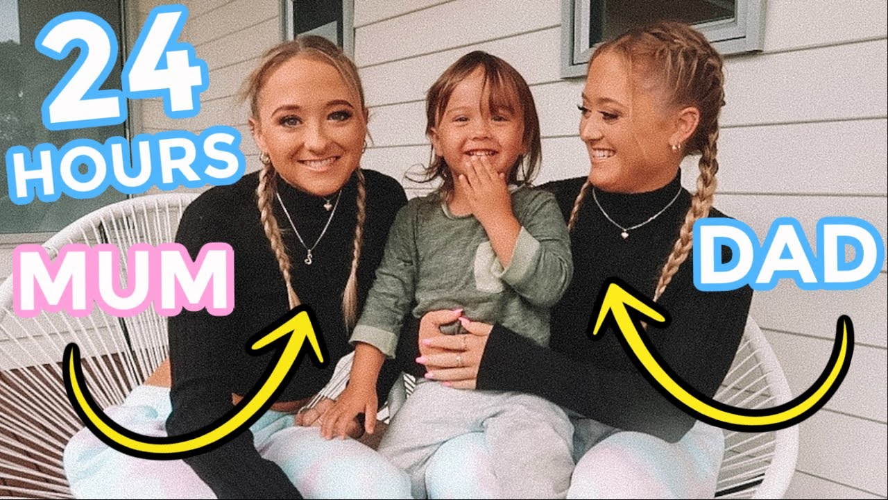 BECOMING PARENTS For 24 HOURS!!! | The Rybka Twins!