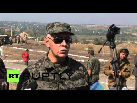 Kyrgyzstan: CSTO anti-narcotics