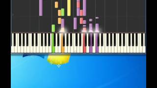 Bobby Vee   Take Good Care Of My Baby [Piano tutorial by Synthesia]