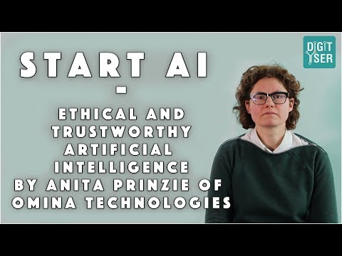 StartAI.be - Ethical And Trustworthy Artificial Intelligence By Anita Prinzie Of Omina Technologies
