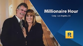 Millionaire Theme Hour - Craig from Los Angeles, CA