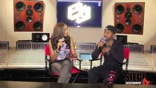 SIEGE TV Interviews Dj Princess Cut and Producer Zaytoven Episode 2