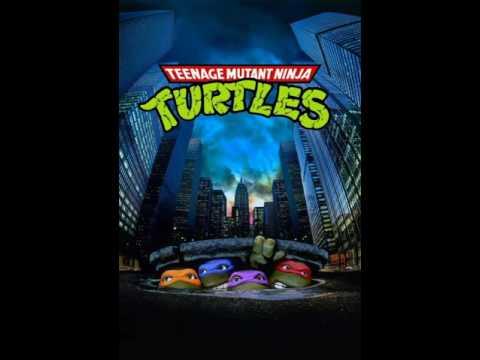 Teenage Mutant Ninja Turtles Soundtrack 2) Spin That Wheel w/Lyrics