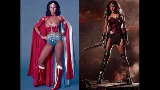 Gal Gadot vs Lynda Carter: Which Wonder Woman Costume?