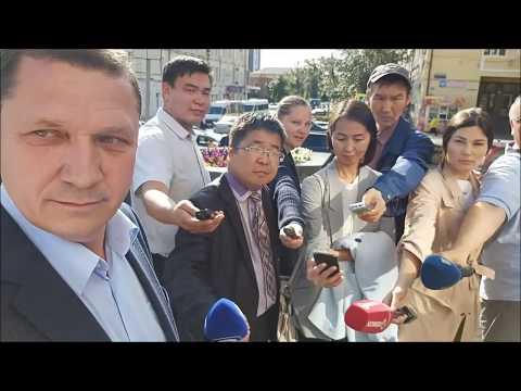 С чего началась акция протеста в Улан-Удэ