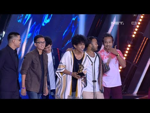 Breakthrough Artist of The Year Indonesian Choice Awards 5.0 NET