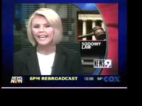 Sodomy Laws (Oklahoma Perspective) 2003