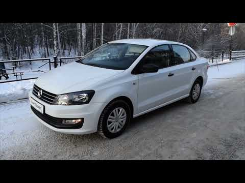 Аренда Volkswagen Polo в Екатеринбурге