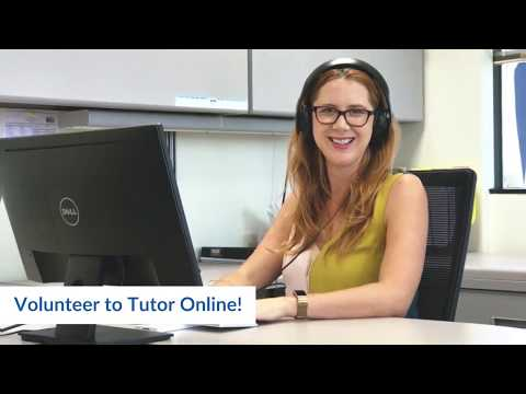 Volunteer to Tutor Online - Help an Orange County student to read!
