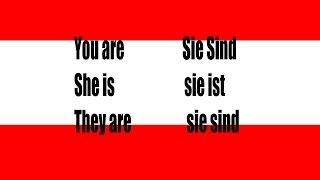 ''Sie'' hat drei Bedeutungen. Learn German. டொச் படிப்போம், நான் , நாம், நீ, நீங்கள்.