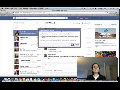 How To Report Spam Or Abuse On Facebook