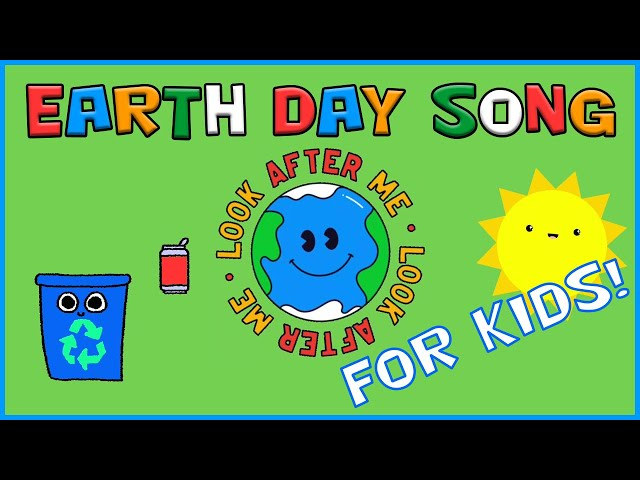 Earth Day Songs for Children - Protect Our Planet | Song for Kids