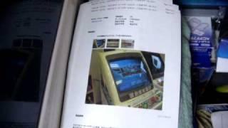 Good Bye T.V. Hello Arcade Machine