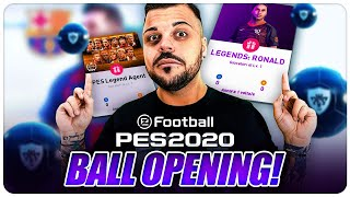 PRIMO BALL OPENING SU PES 2020 GIA' SI SCULA !!! eFootball PES 2020