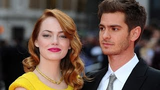 Andrew Garfield Says He's Emma Stone's 'Biggest Fan': 'There's So Much Love Between Us'