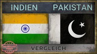 INDIEN vs PAKISTAN - Welche Armee ist stärker? [2018]