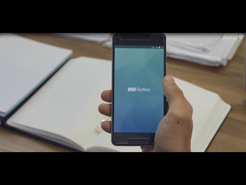 RHB Reflex Mobile App