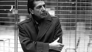 Leonard Cohen - Woke up this morning