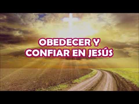 OBEDECER - Karaoke - Trust and Obey