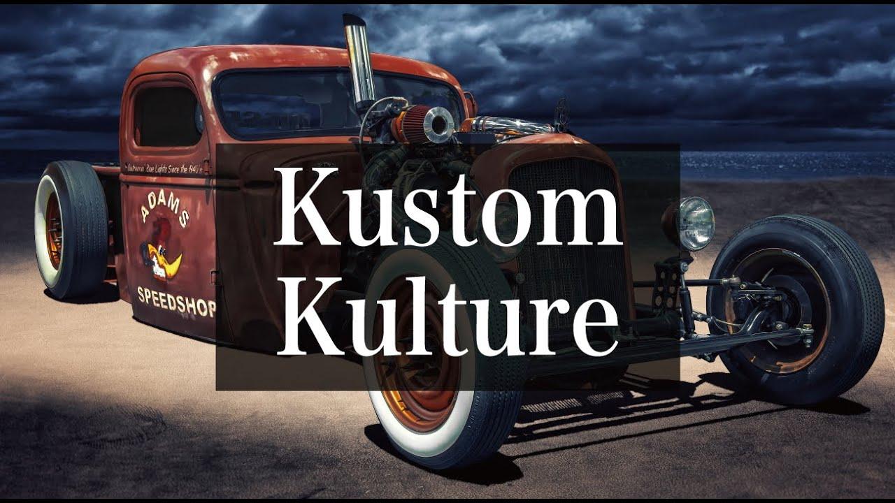 【RD Channel】Kustom Kulture - 酷的定義  獨一無二的美式復古!