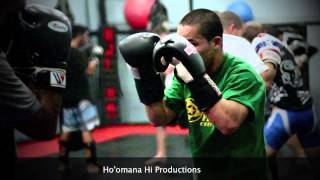 Boss MMA at Penn Fitness & Training in Hilo,Hawaii 2013