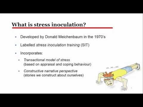 Stress inoculation: what is it, how does it work, and how can we use it?
