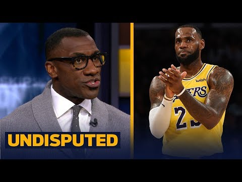 Shannon Sharpe responds to LeBrons Young King comment about Lonzo Ball | NBA | UNDISPUTED