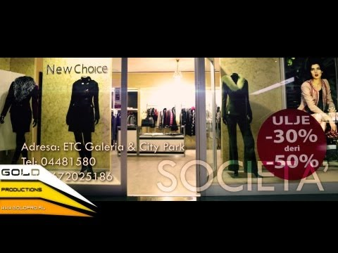 Butik Societa  - TV Commercial