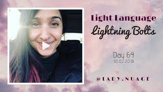 Light Language - Lady Nuage - Lightning Bolt #64
