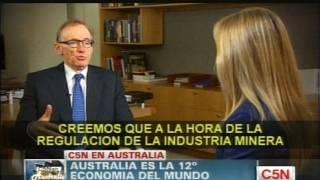 C5N - ESPECIAL DE AUSTRALIA: LA ECONOMIA