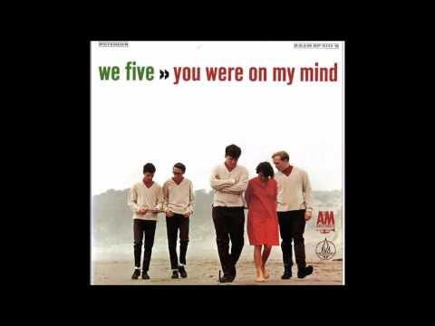 "We Five - ""Cast Your Fate to the Wind"" - Original Stereo LP - HQ"