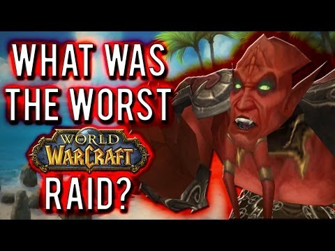 Top 5 Worst Raids in World of Warcraft
