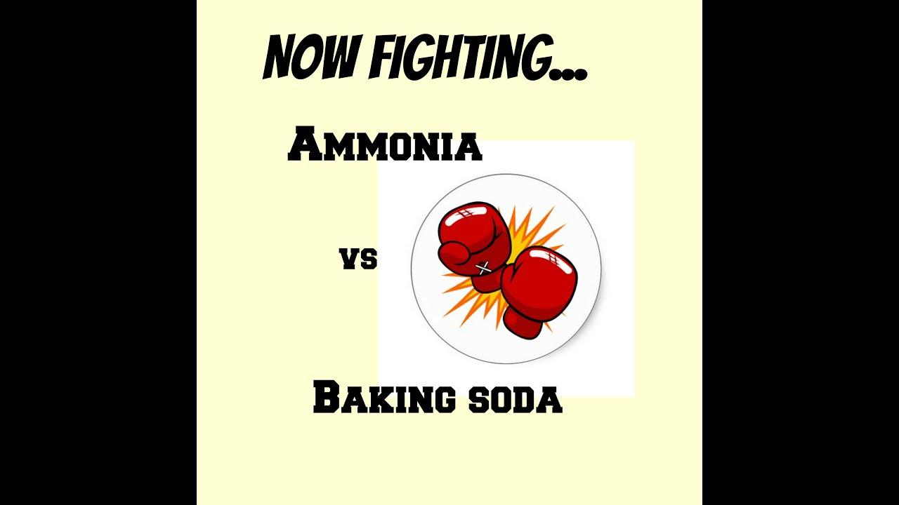 Baking Soda Vinegar Vs Ammonia Which Cleans Better