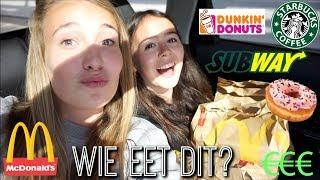 In deze video gaan we ontbijten, lunchen en avondeten op verschille...