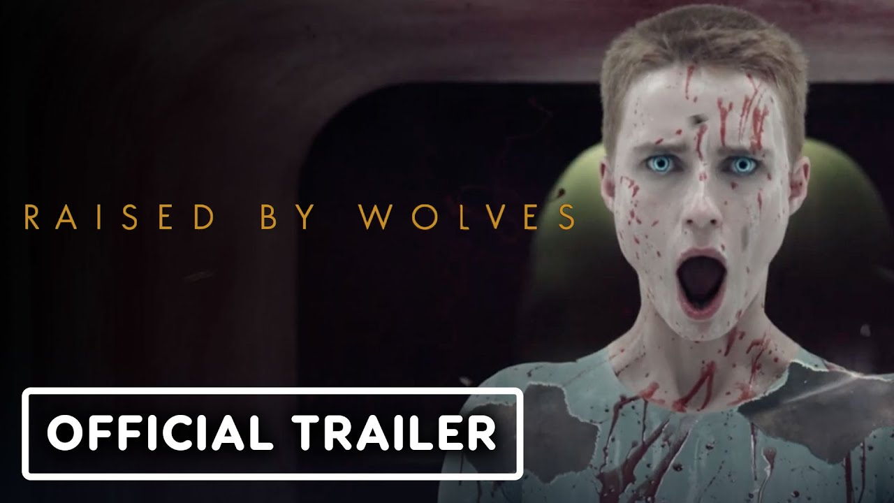 Raised by Wolves - Official Trailer (2020) Ridley Scott - YouTube