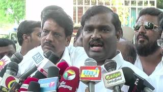 Few Police Officers Have Taken Bribe From Pepsi & Coke Companies and Attacked As - Velmurugan