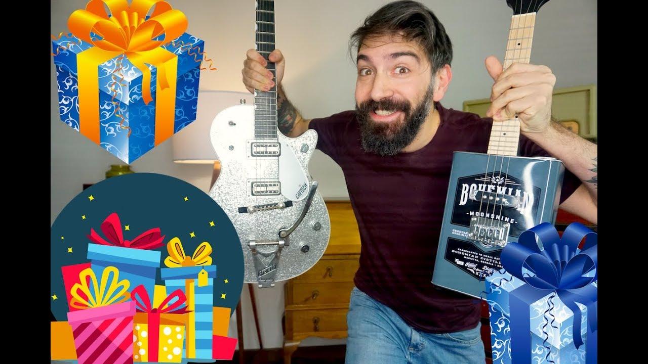 5 regali che ogni chitarrista vorrebbe ricevere ! youtube