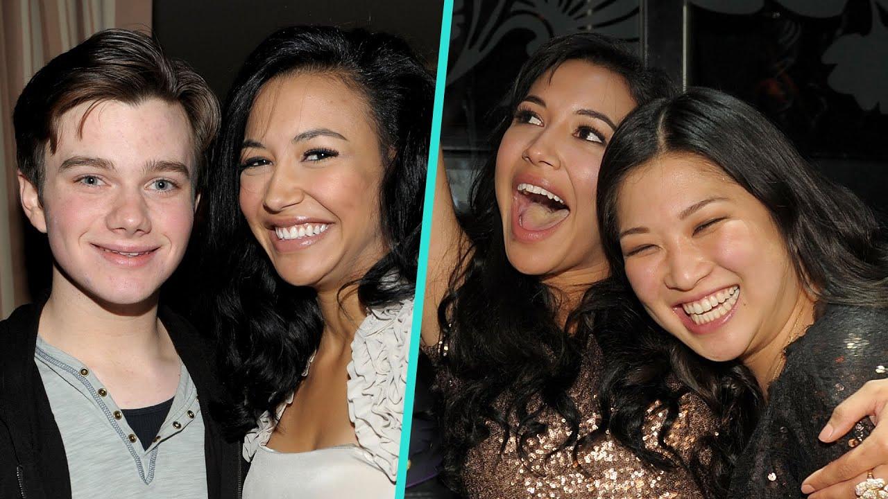 Glee stars pay tribute to Naya Rivera