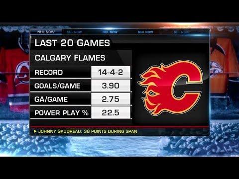 NHL Now:  Derek Willis breaks down the Flames` recent success  Jan 11,  2019