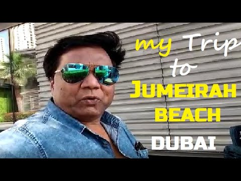 MY TRIP TO JUMEIRAH BEACH RESIDENCE , DUBAI – HINDI AND ENGLISH /VLOG