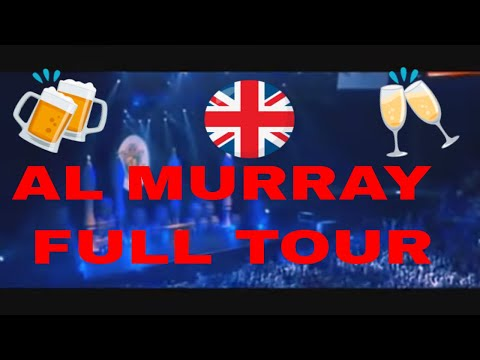 AL MURRAY FULL TOUR 1HR 43MIN