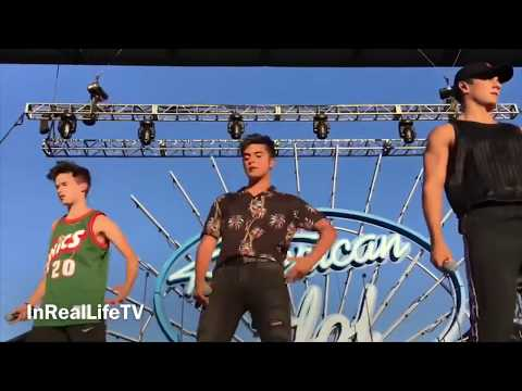 In Real Life - How Badly/ TBTY (American Idol Oregon)