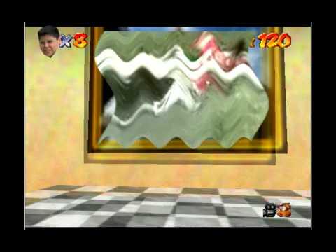 La caida de Edgar Version MARIO 64 [HD]