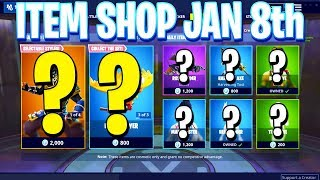 Fortnite Item Shop! Daily & Featured Items! (January 9th 2019)