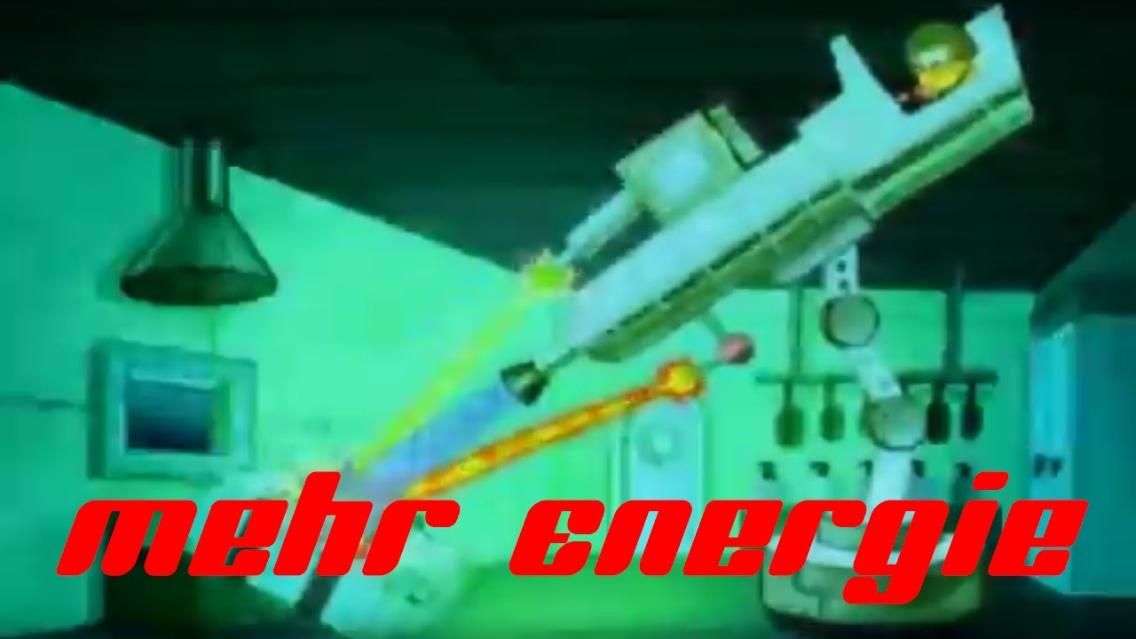 Spongebob Mehr Energie