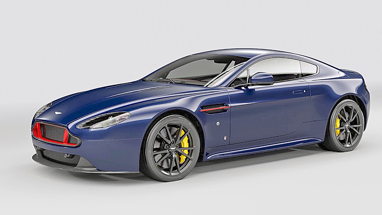 aston martin vantage s red bull racing edition youtube. Black Bedroom Furniture Sets. Home Design Ideas