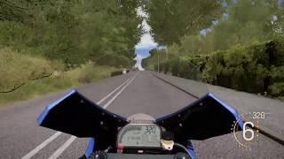 TT Isle of Man The Game: Superbike Start to Glen Helen in 3:43